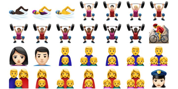 Imagen - iOS 10 añade 72 nuevos emoji