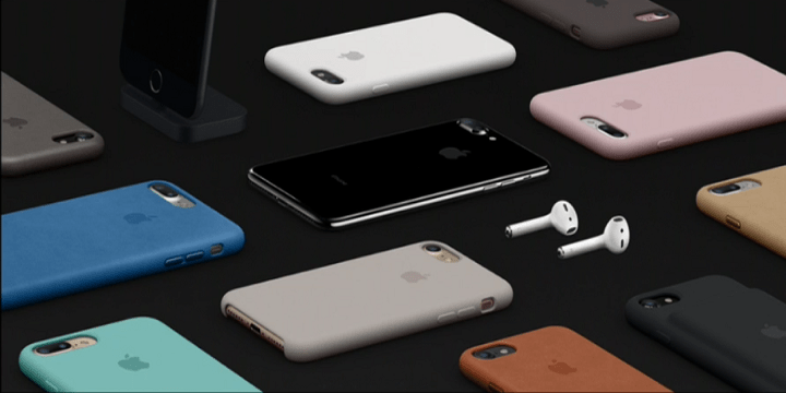 5 fundas para el iPhone 7 Plus