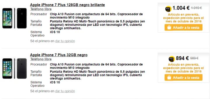 Imagen - Dónde comprar el iPhone 7 Plus