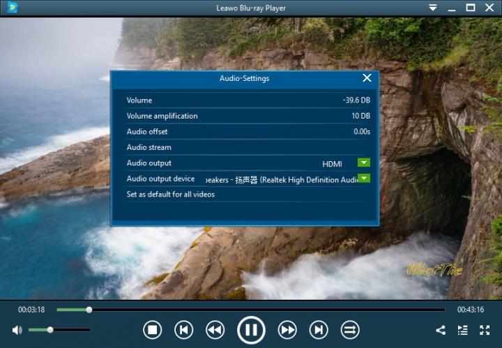 Imagen - Review: Leawo Blu-Ray Player, un reproductor gratuito de Blu-Ray, DVD y vídeo