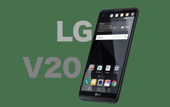 LG V20 ya es oficial: conoce todos los detalles