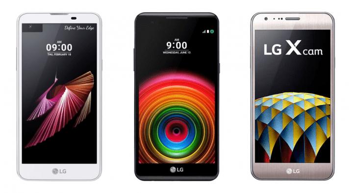 LG X, precio y disponibilidad en España