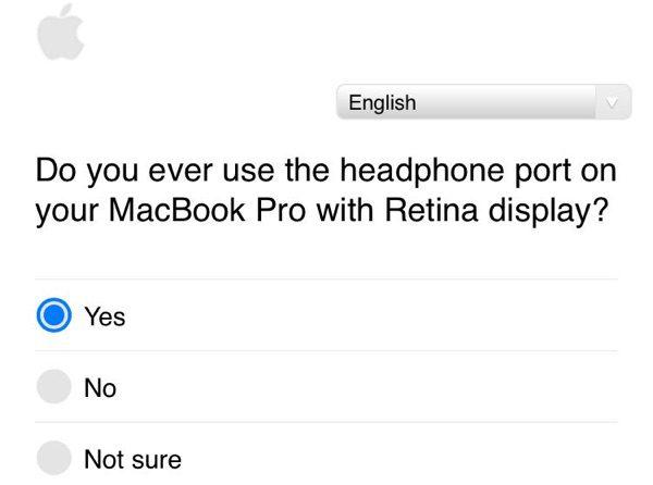 Imagen - El próximo MacBook Pro podría no traer entrada de auriculares