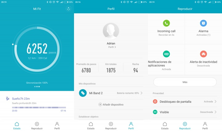 Imagen - Review: Xiaomi Mi Band 2, una pulsera fitness con pulsómetro a un gran precio