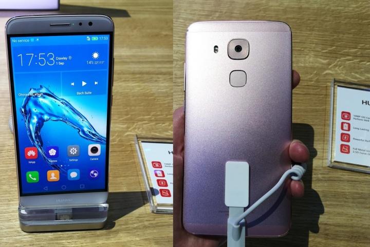 Imagen - Huawei Nova y Nova Plus ya son oficiales: conoce los detalles
