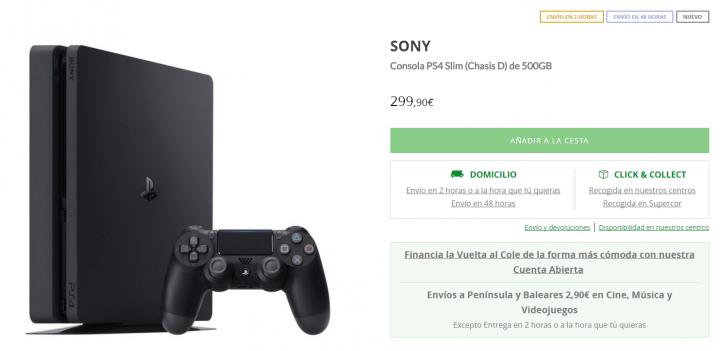 Imagen - Dónde comprar la PlayStation 4 Slim