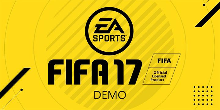 Descarga ya la demo de FIFA 17