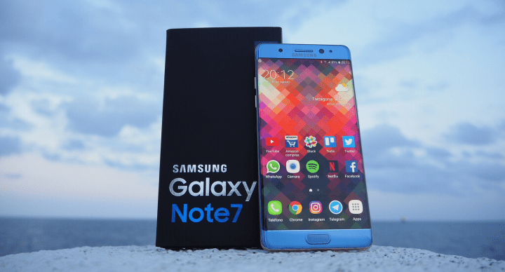 Imagen - Las explosiones del Galaxy Note 7 fueron causadas por baterías defectuosas
