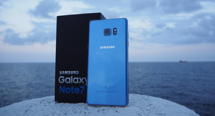 Samsung cambiará tu Galaxy Note 7 o te reembolsará su precio en los aeropuertos