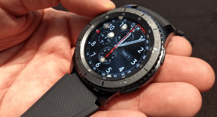 Imagen - Samsung unirá el Gear S3 y la Gear Fit 2 para su próximo wearable