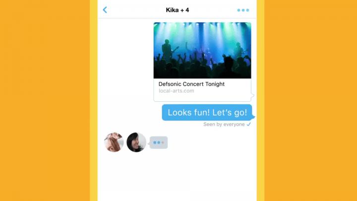 Imagen - Twitter añade en los mensajes directos confirmación de lectura, previsualizaciones y más