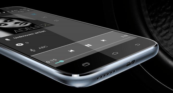 Imagen - UHANS A101, un smartphone con pantalla de 10 puntos táctiles perfecto para jugar