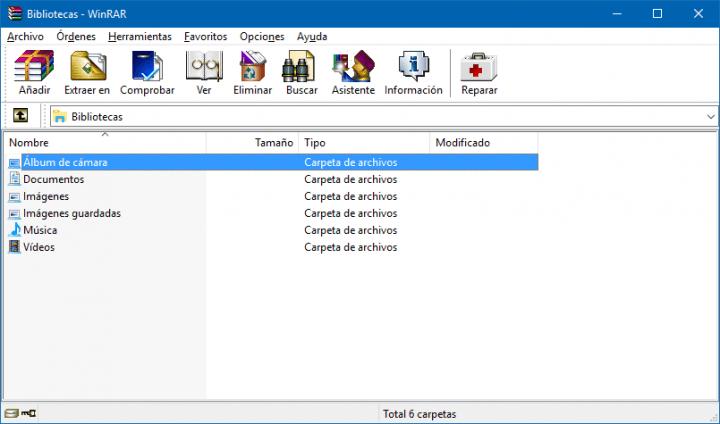 Imagen - WinRAR 5.40 ya está disponible con numerosas novedades y correcciones de errores