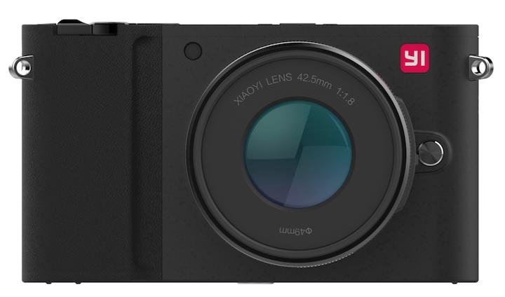 Nueva Xiaomi Yi M1, una cámara sin espejo con 4K a precio ridículo