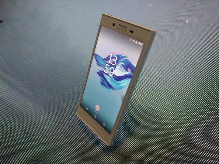 Sony Xperia X Compact, un smartphone avanzado con un tamaño ajustado