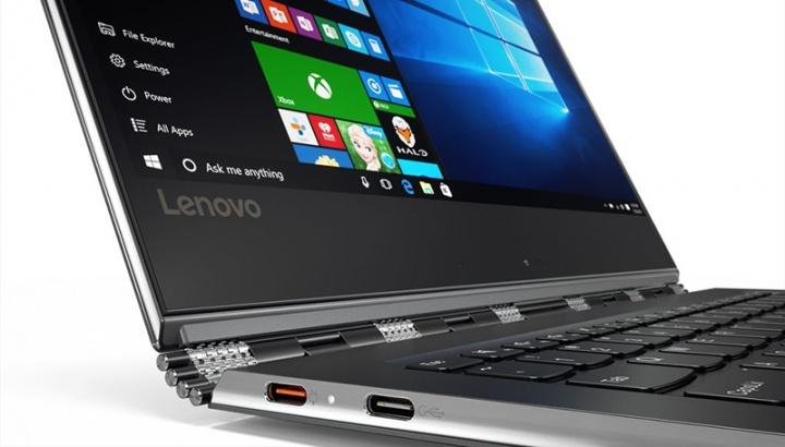 Imagen - Lenovo presenta su ultrabook convertible Yoga 910