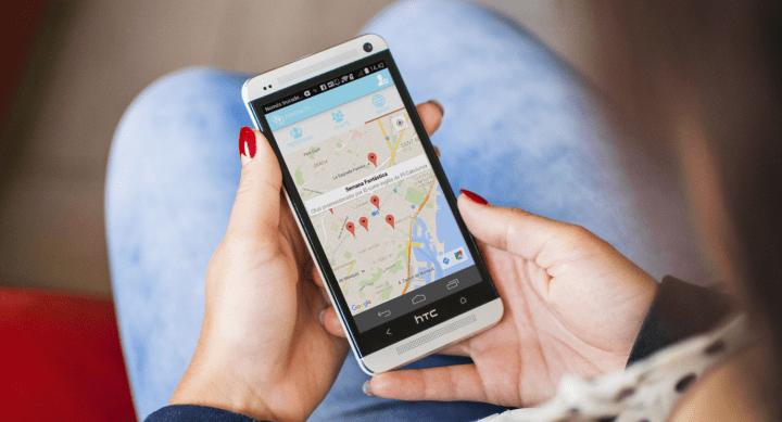 Zonetacts, la app para chatear con usuarios cercanos