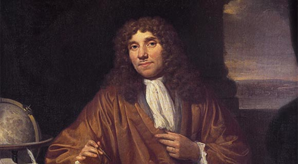 Imagen - Google dedica un Doodle a Antoni Van Leeuwenhoek