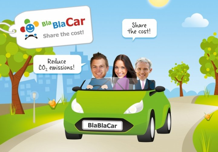 Imagen - La primera multa por el uso de BlaBlaCar se ha producido en Madrid