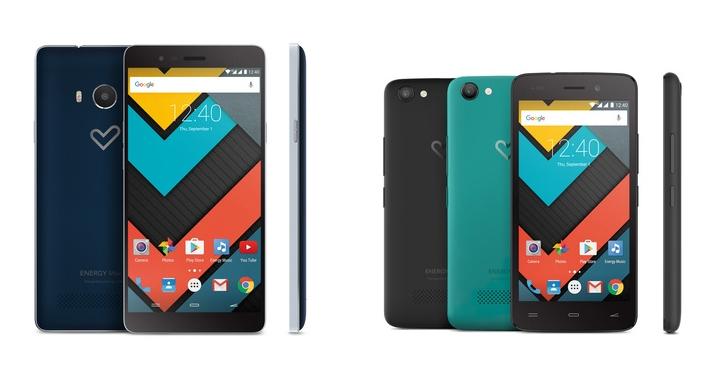 Energy Phone Neo 2 y Max 2+, smartphones con un gran sonido a un buen precio