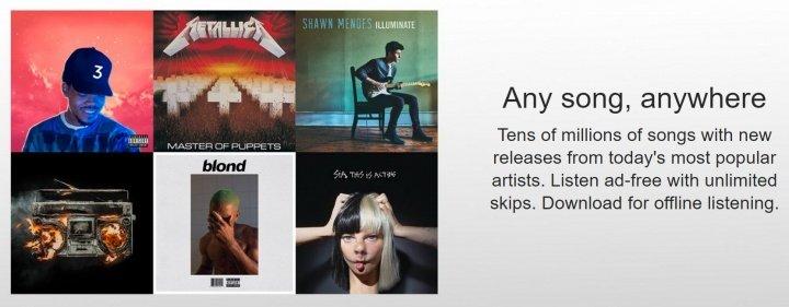 Imagen - Amazon Music Unlimited, la nueva competencia de Spotify