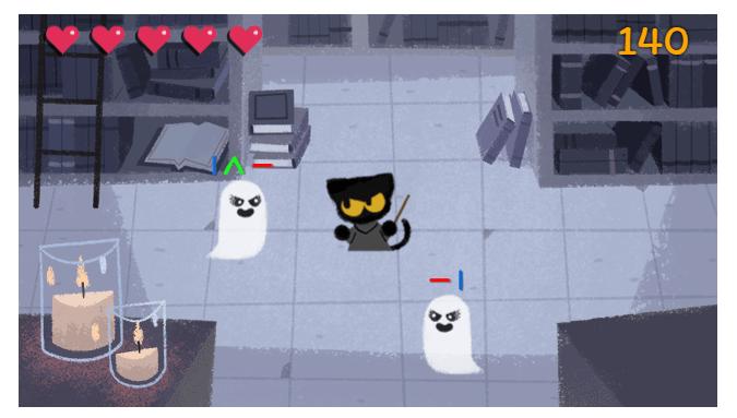 Imagen - Google celebra Halloween 2016 con un nuevo Doodle