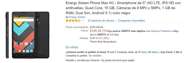 Imagen - 7 móviles por menos de 100 euros