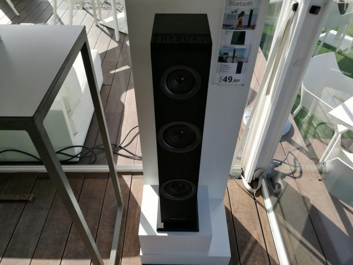 Imagen - Energy Tower 1 y Energy Music Box 5/7, los nuevos altavoces de Energy Sistem