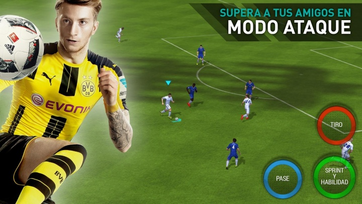 Imagen - Ya disponible FIFA Mobile Fútbol para Android