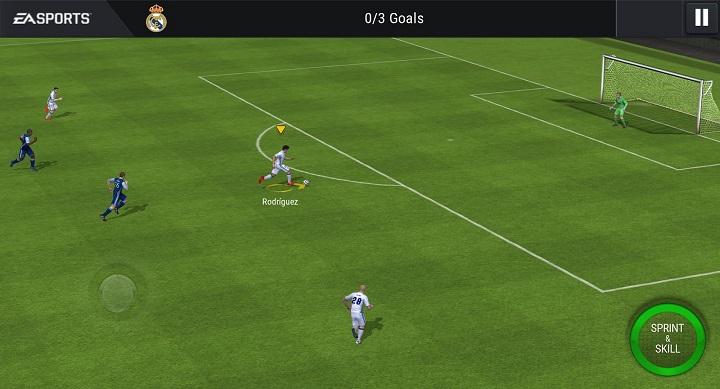 Ya disponible FIFA Mobile Fútbol para Android