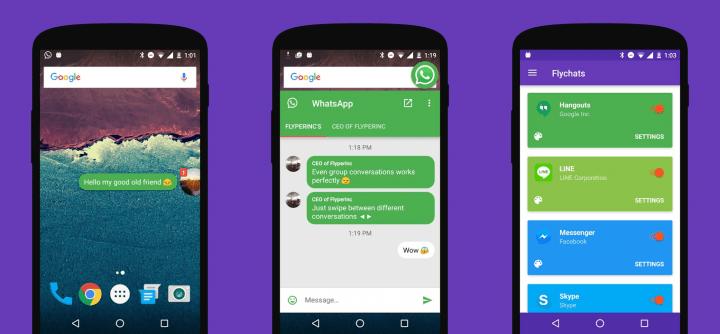Imagen - Cómo recibir notificaciones de WhatsApp en forma de burbuja