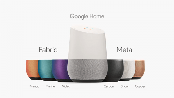 Google Home, el asistente del hogar alternativo a Echo de Amazon