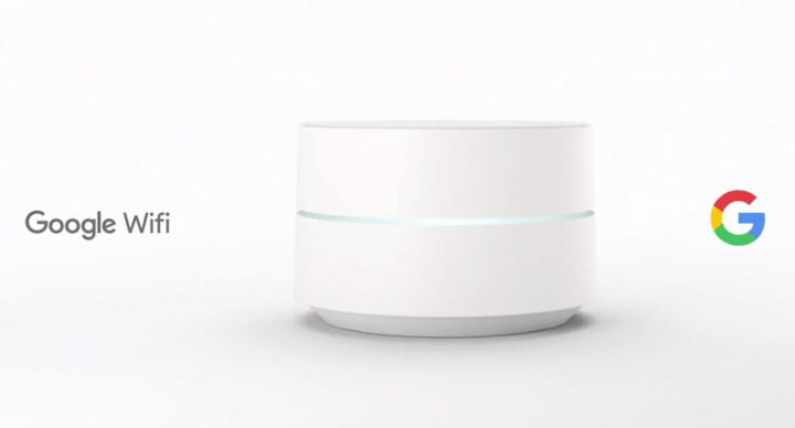 Google Wifi, el router WiFi inteligente de Google