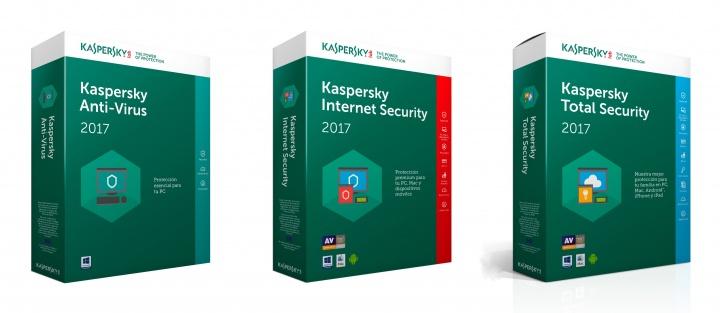 Imagen - Kaspersky Lab actualiza sus soluciones seguridad a la versión 2017