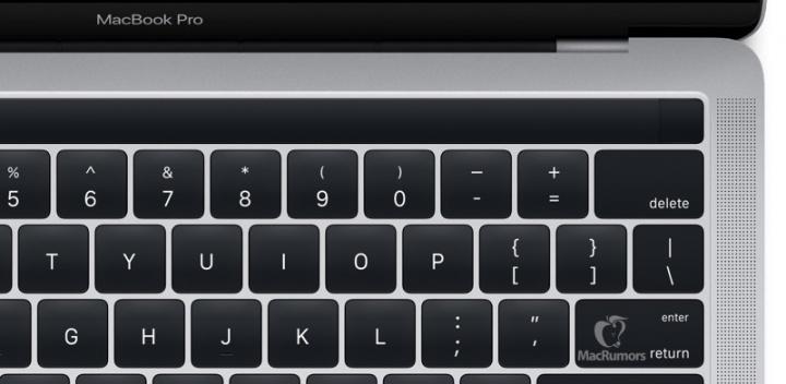 Imagen - Filtrado el nuevo MacBook Pro con pantalla secundaria y lector de huellas