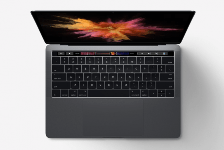 Imagen - Cómo se encienden los nuevos Macbook Pro sin botón dedicado