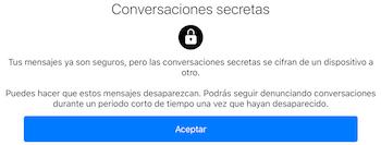 Imagen - Facebook Messenger ya permite cifrar las conversaciones