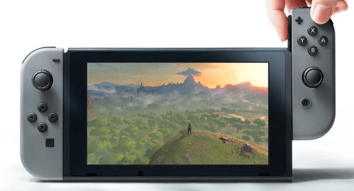 Nintendo Switch es oficial, la nueva consola que es sobremesa y portátil a la vez