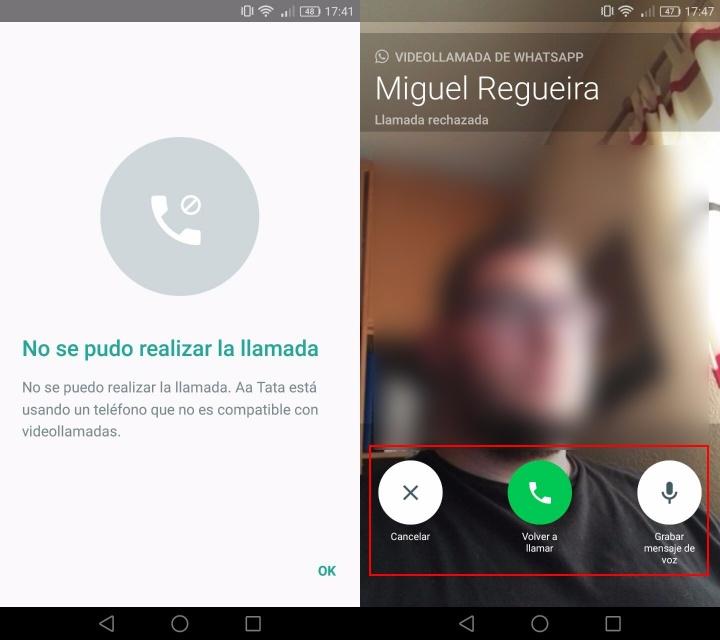 Imagen - Preguntas y respuestas sobre las videollamadas de WhatsApp