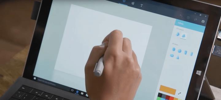 Imagen - Se filtra un renovado Paint para Windows 10 con herramientas para dibujos 3D