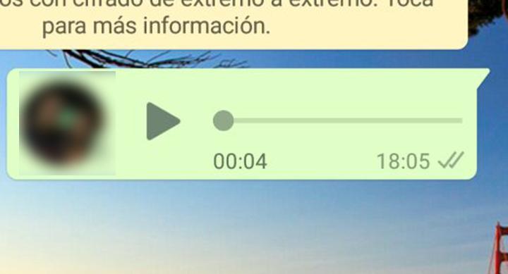 Imagen - Con la ultima actualización los audios de WhatsApp se escuchan demasiado bajo