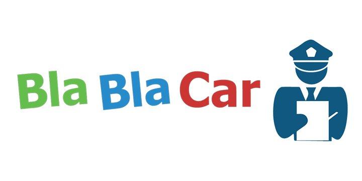 La primera multa por el uso de BlaBlaCar se ha producido en Madrid