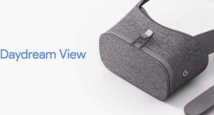 Daydream, las nuevas gafas de realidad virtual de Google