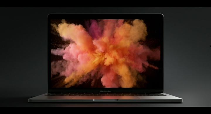 MacBook Pro se renueva con Touch Bar y Touch ID