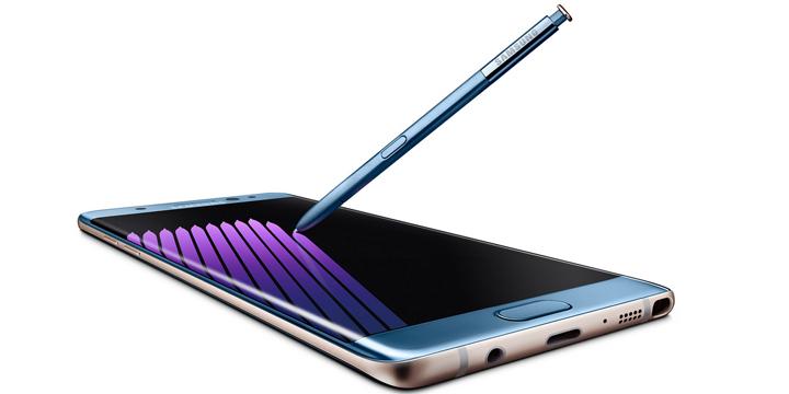 El diseño del Samsung Galaxy Note 7 pudo provocar las explosiones