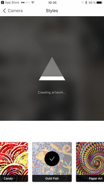 Imagen - Prisma ya permite aplicar filtros a vídeos