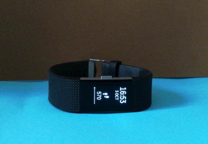 Imagen - Review: Fitbit Charge 2, una pulsera fitness con diseño
