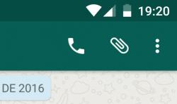 Imagen - Cómo activar las vídeollamadas de WhatsApp
