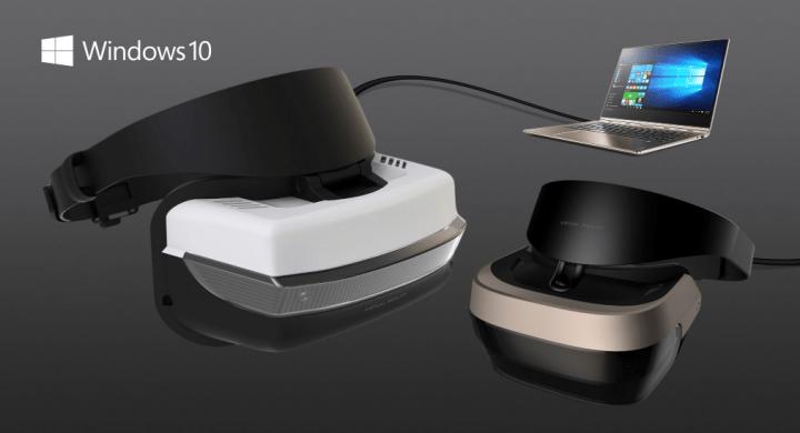 Microsoft lanza unas gafas de realidad virtual más asequibles