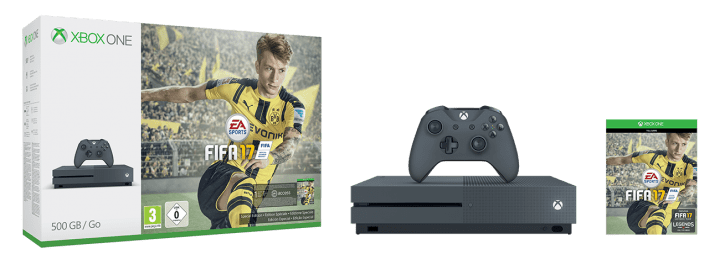 Imagen - Xbox One S estará disponible en dos nuevos colores